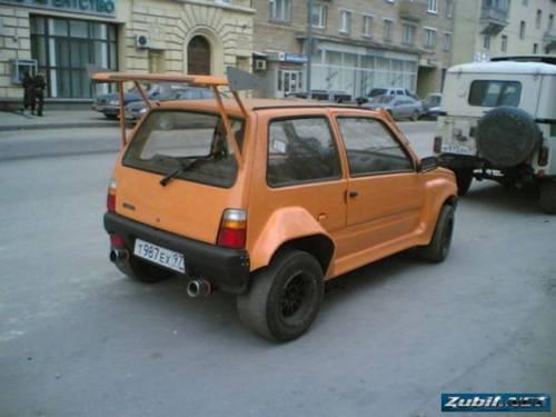 Тюнинг газ 24 универсал фото