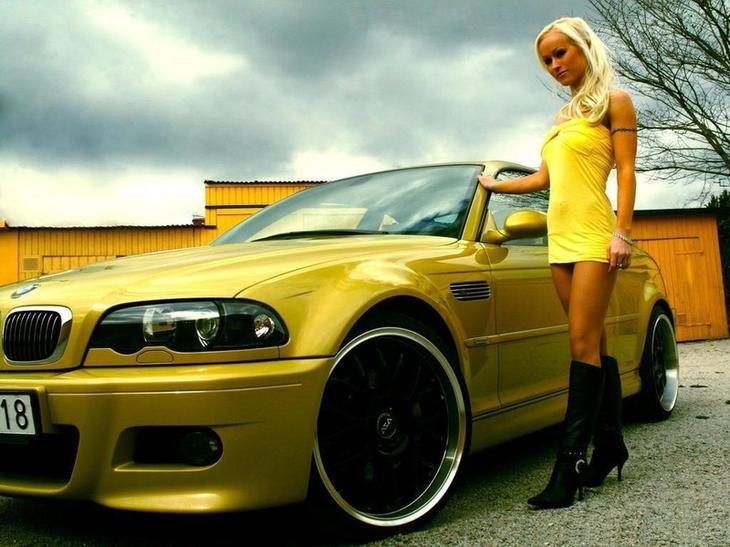 Авто и девушки