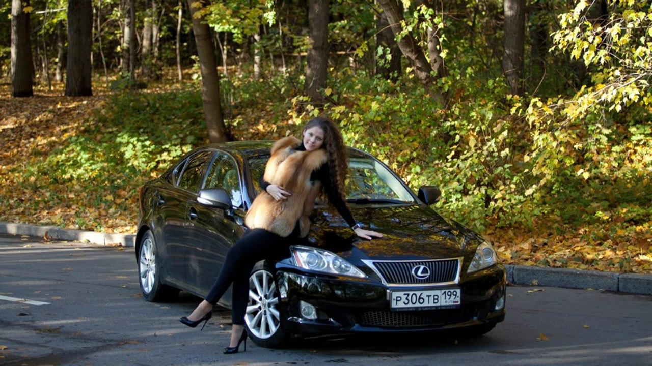 Шикарные девушки и красивые машины 8 фотография