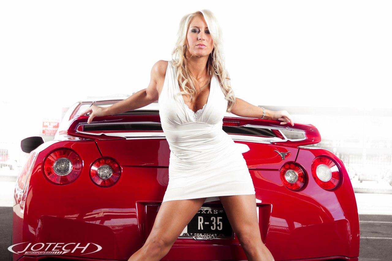 Фото автомобилей с девушками